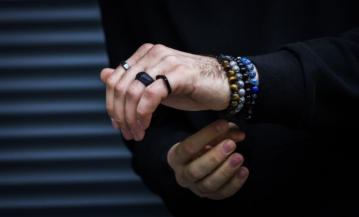 Best Mens Silicone Rings - siliconeofficial.com