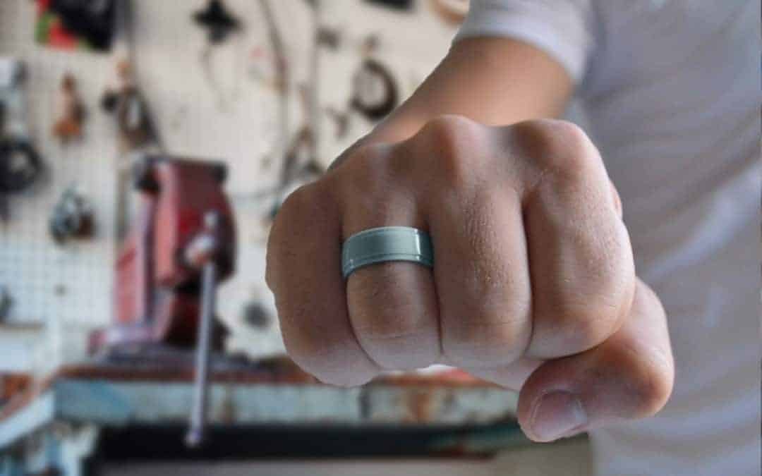 Why Wear a Silicone Ring?