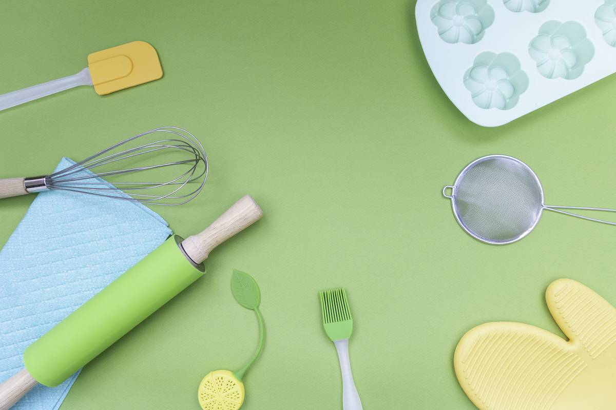 Silicone Kitchen Tools - siliconeofficial.com